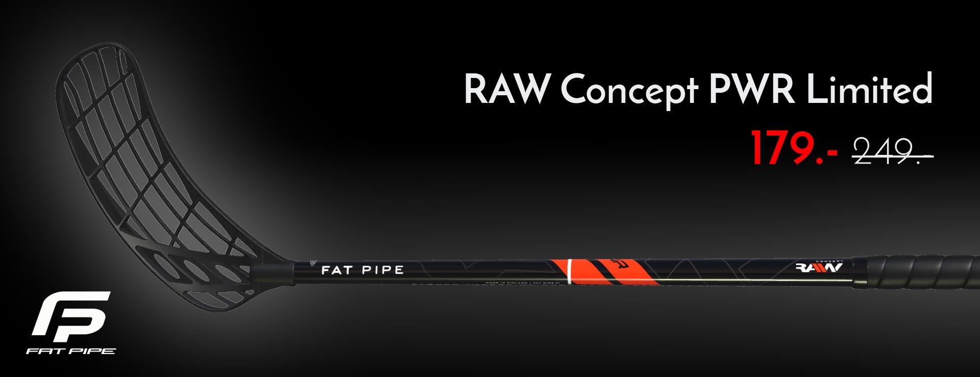 Fat Pipe Raw Concept